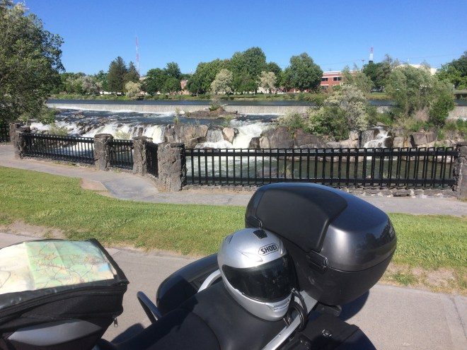 Idaho Falls city park