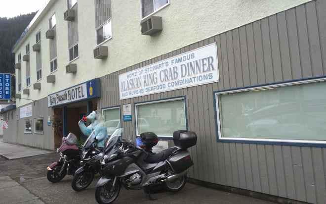 King Edward Hotel, Stewart BC