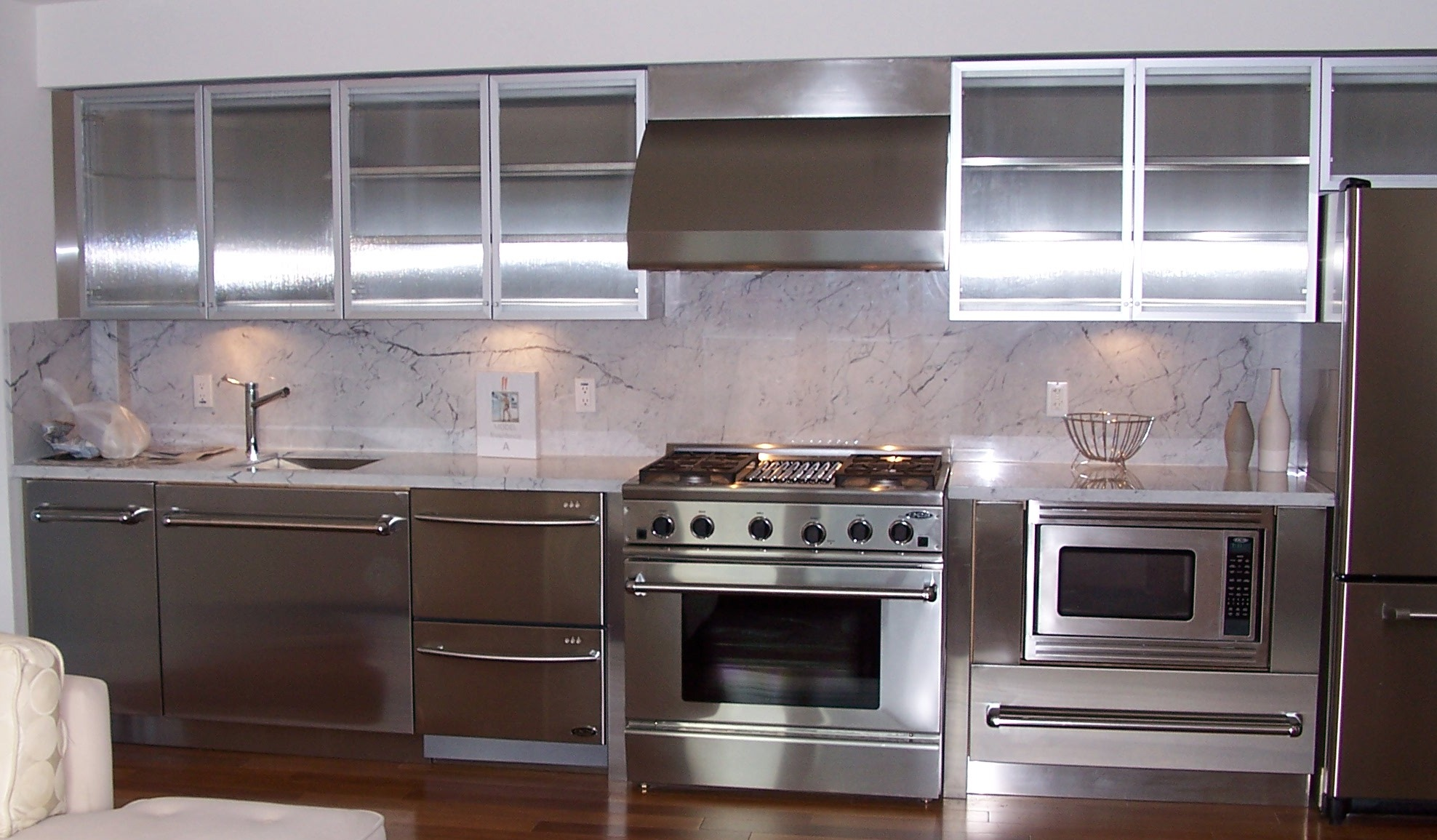stainless steel kitchen cabinets dark gray steelkitchen