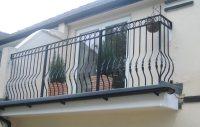 Balconies & Art Deco - Steel Makers