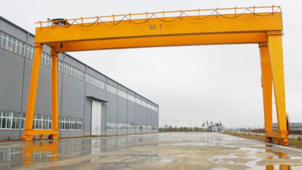 medium resolution of 50 ton gantry crane
