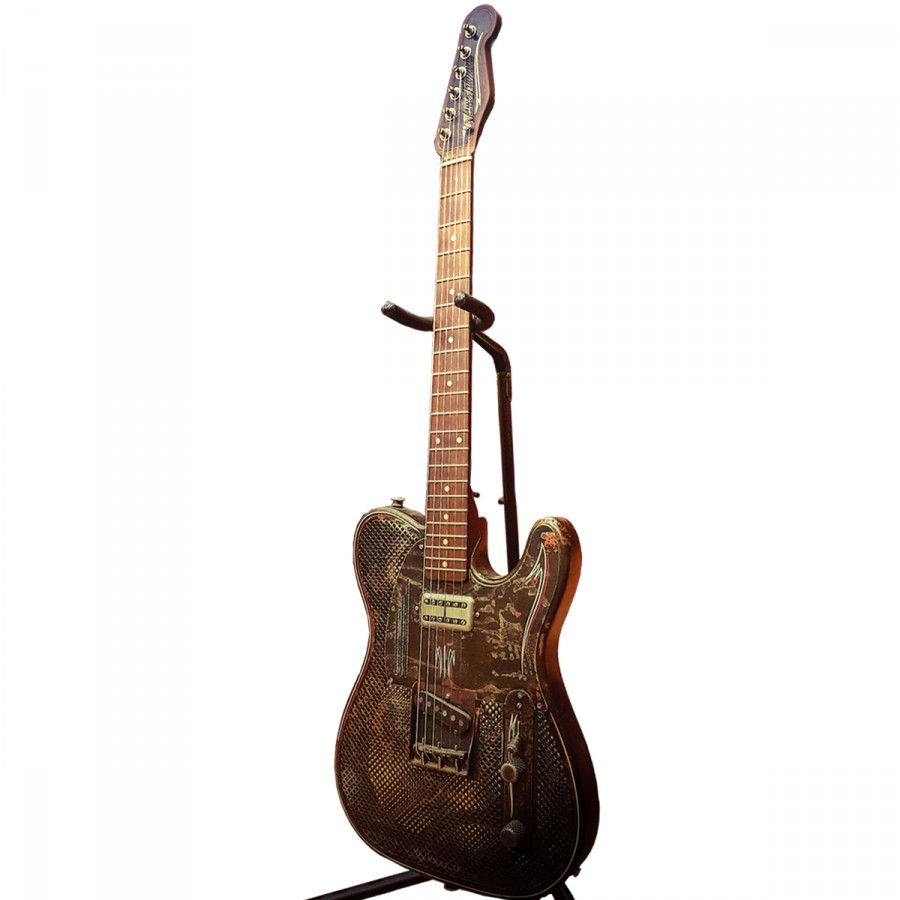 JAMES TRUSSART GUITARS STEELCASTER 52 MAPLE NECK AND