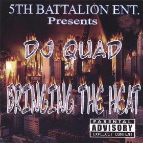 dj quad bringing the heat