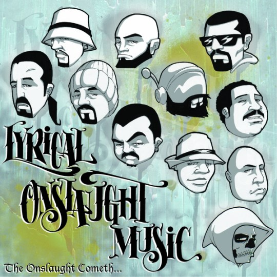 lyrical onslaught music album