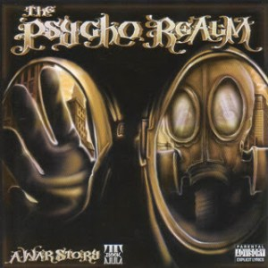 Psycho Realm A War Story Book II Frontal