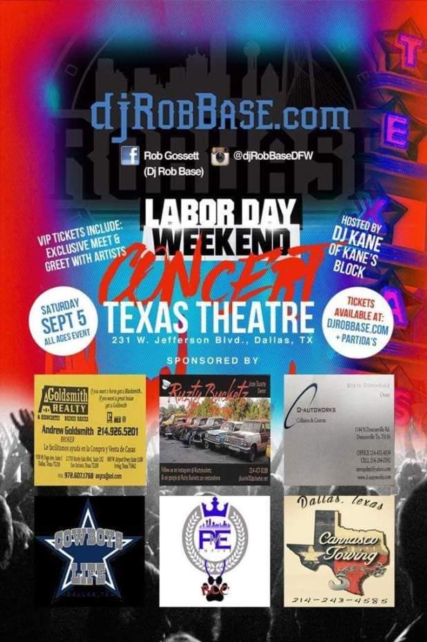 DJ Rob Base in Texas 2 -Steelo Magazine