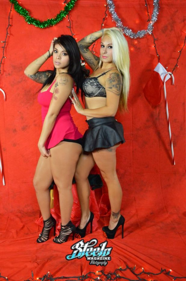 Christmas Group Shoot - Justina & Dulce (12)