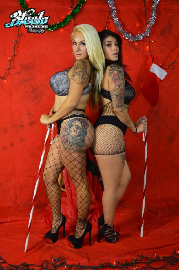 Christmas Group Shoot - Justina & Dulce (188)