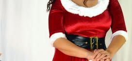 Steelo Magazine Model – Elvia P (Christmas shoot)