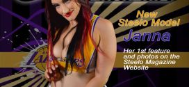 Steelo Magazine Model – Janna U (1st shoot)