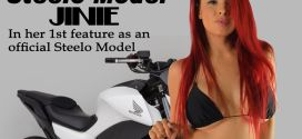 Steelo Magazine Model – Jinie (1st official shoot)