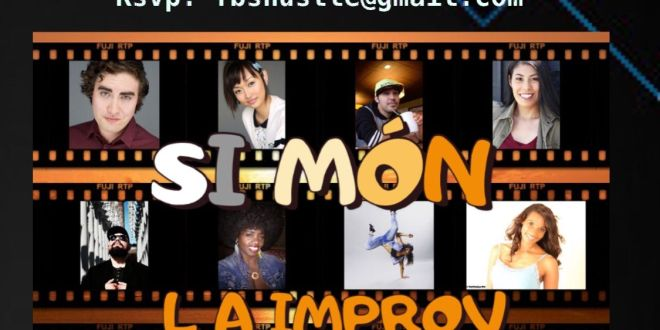 Simon LA Improv Red Carpet Event – April 29th 2018