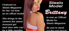 Steelo Magazine Model – Brittany B (1st feature)