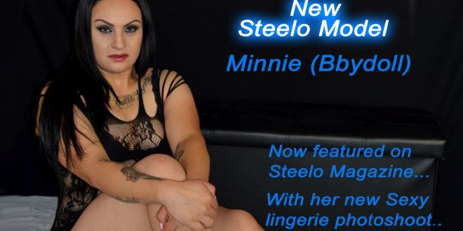 Steelo Model – Minnie (Lingerie shoot)