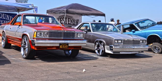 2nd Annual The West Comes Together Car Show Event (Video)