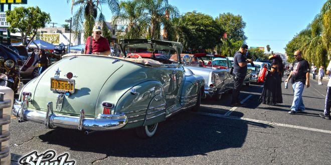 Dia De Los Muertos 2019 Car Show / Festival Photos