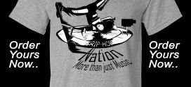 New Krip-Hop Nation T'shirt design