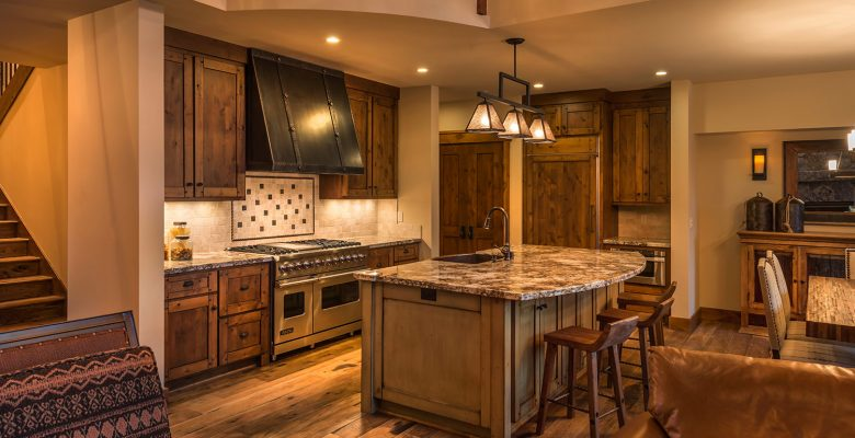 Secondary Kitchen | Steel Partners Lighting Rustic Lighting Outfitters USA