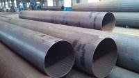 EN10219 LSAW pipe, LSAW steel pipe, DSAW steel pipe