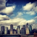 NYC on a shoot