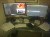 Starting to Edit the AC Project Documentary