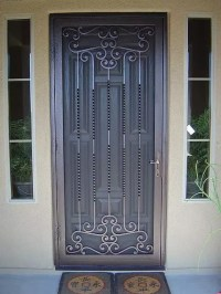 Security Doors | Galleries | Steel Shield Security Doors ...