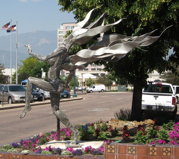 Valkyrie Installed In Colorado Springs Downtown Jack