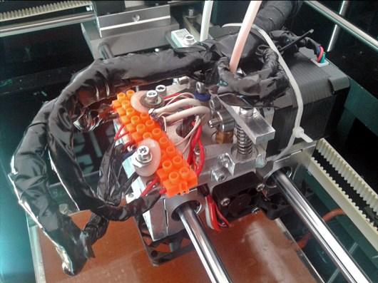 3d printer head 1