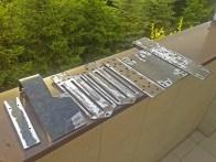 sheet steel parts