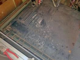 sheet steel plasma CNC cutting 4