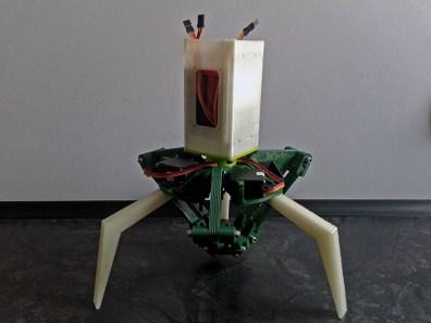 DeltaBot head 5