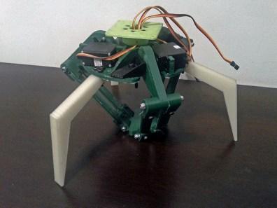 DeltaBot legs 1