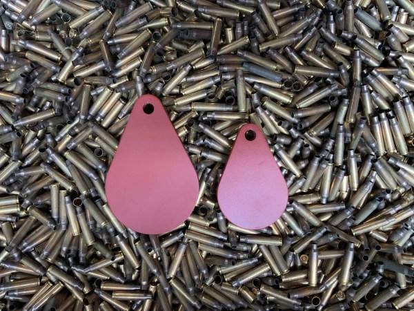 Plinker combo in AR500 Steel Targets NZ