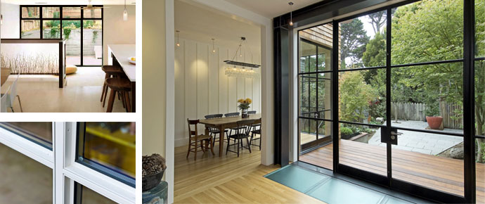 Hot Rolled Steel Windows and Doors  Crittall