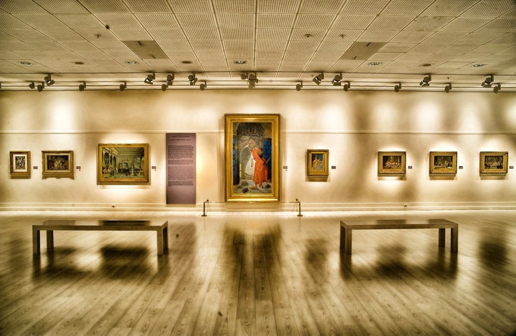 Let's Visit National Gallery of Modern Art, New Delhi