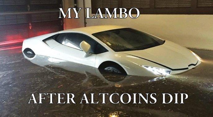 Lamborghini - Biểu tượng cho sự giàu có trong thế giới cryptocurrency