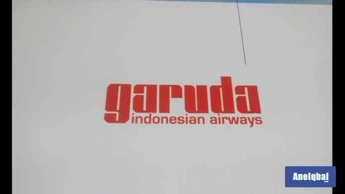 This He Changes Garuda Indonesia Airlines Logo From Time To Time Steemit