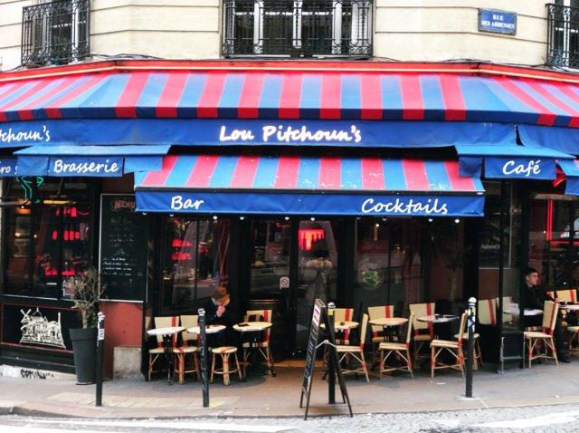 [Paris] 카페 거리4