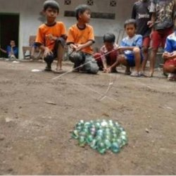 Kelereng Permainan Anak Pada Zaman Dulu Steemit