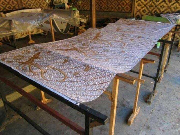 Culture Of Batik Cloth In Indonesia Steemit