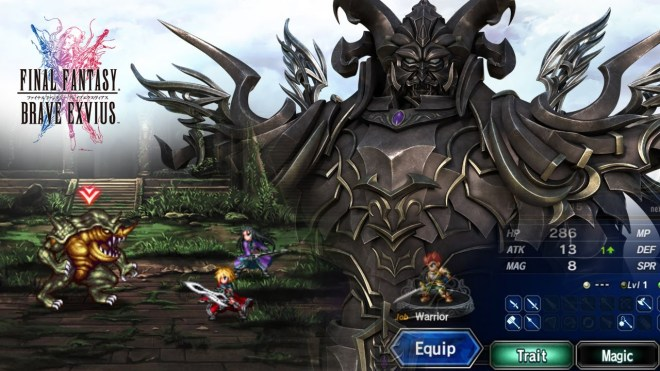final fantasy: brave exvius – android game – review — steemit