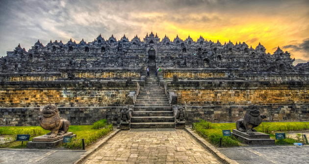 Tourist Places Indonesia Is A Favorite Foreign Tourist Destination Steemit
