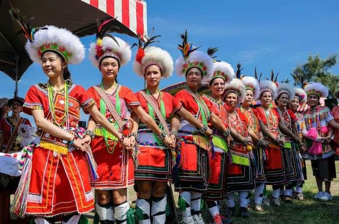 Penduduk Asli Taiwan Memiliki Kesamaan Dengan Suku Dayak Di Indonesia Taiwanese Indigenous People Have Similarities With Dayak Tribe In Indonesia Steemit