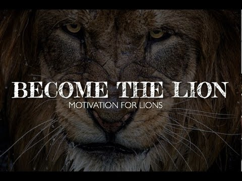 Image result for becoming a leader lion