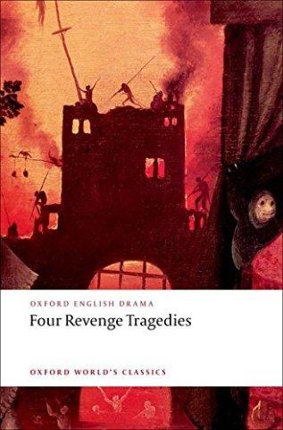 revenge tragedies cover
