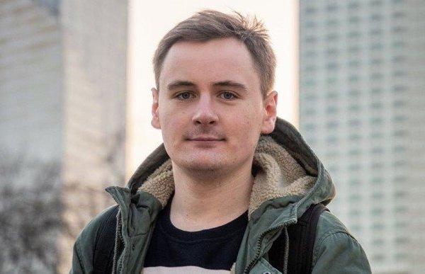 Степан Путило (Светлов) – блогер, журналист, создатель проекта «Nexta»