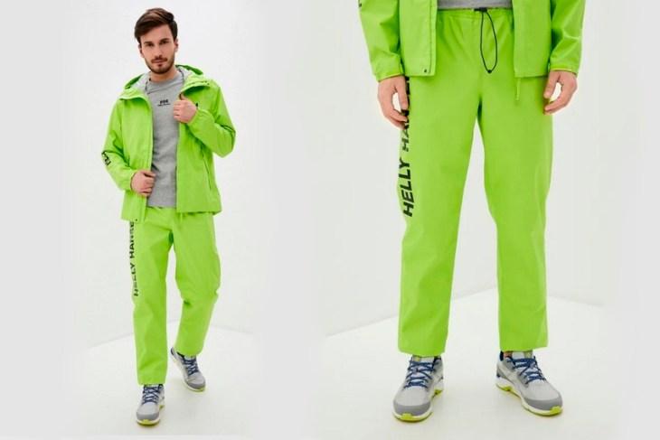 модные мужские брюки и джинсы