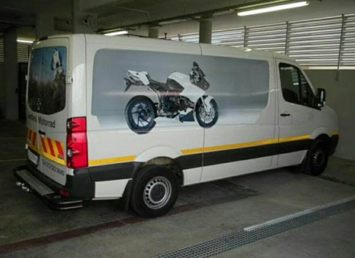 Что требуется для перевозки мотоцикла из Германии?
