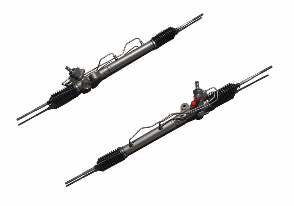 [2012 Nissan Titan Steering Rack Replacement Procedure
