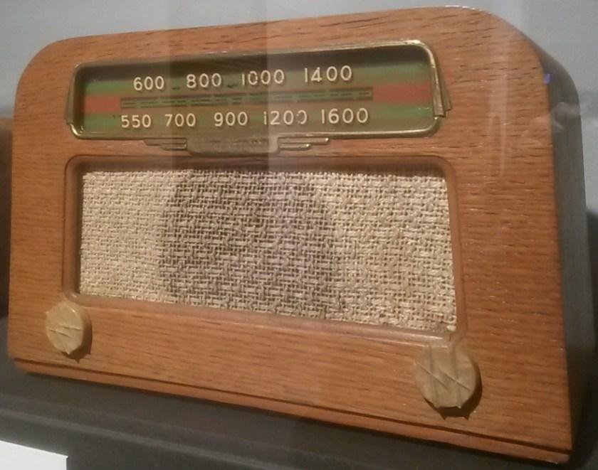 Radiogerät von 1946